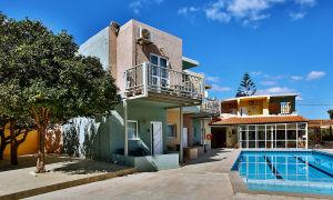 Отель Cosman Hotel 3* Крит