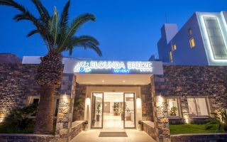 Отель Elounda Breeze Resort 4*, Лассити, Крит