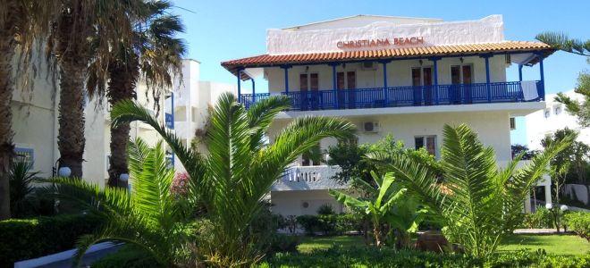 Christiana Beach Hotel 3* Ираклион