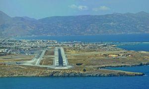 Аэропорт Ираклиона, Крит