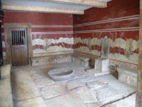 Кносский дворец, лабиринт Минотавра