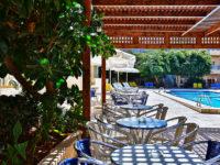 Cosman Hotel 3* Крит, территория отеля