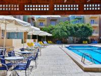Косман Отель 3*, территория отеля