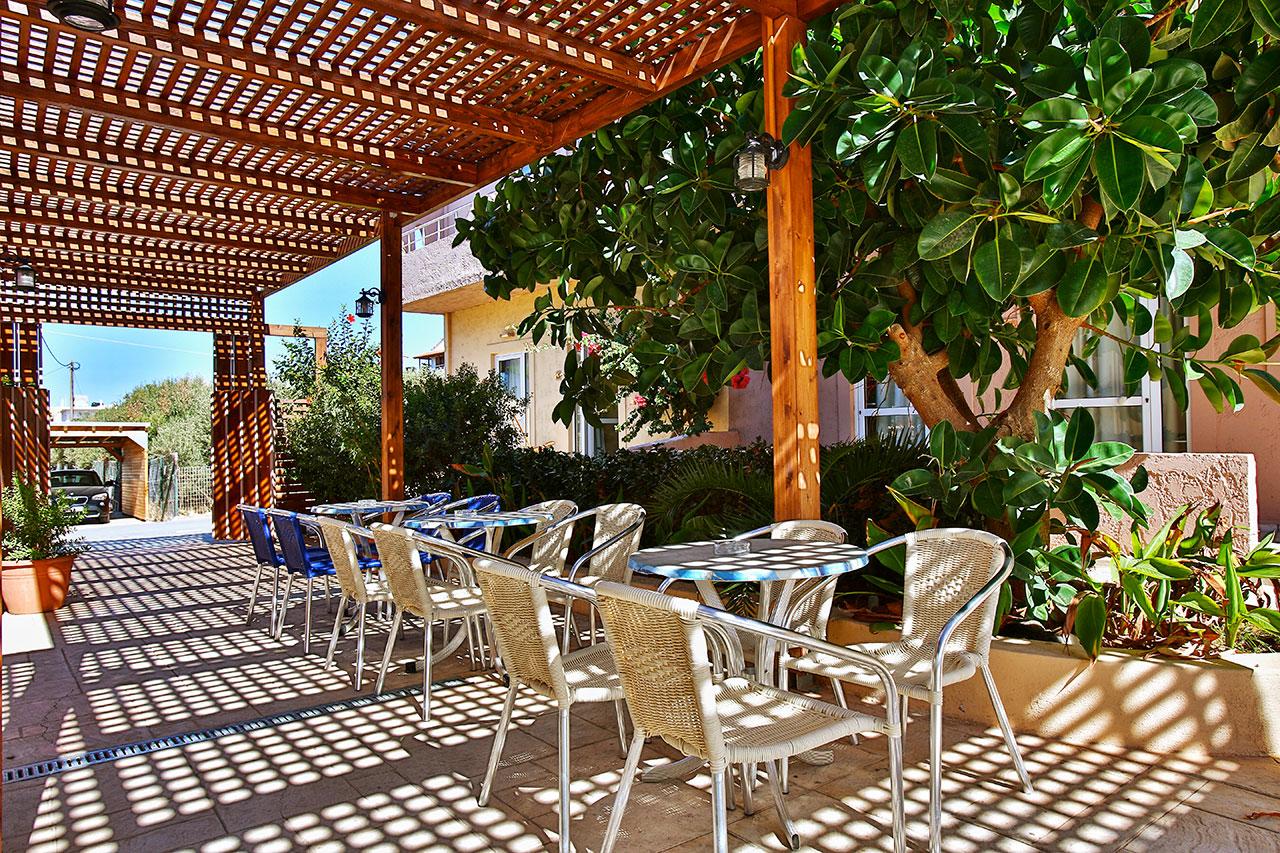 Cosman Hotel 3 отель Крит отзывы Коккини Хани Крит