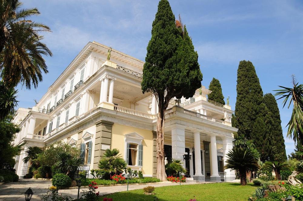 Дворец Ахиллион