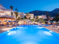 Отель Elounda Breeze Resort 4*, бассейн