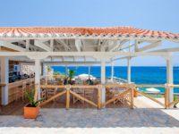 Ресторан на пляже, Элунда Бриз 4*