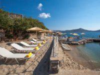 Пляж отеля Элунда Бриз