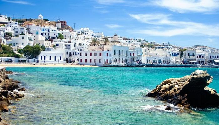 Где лучше отдыхать в Греции