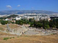 Театр Диониса в Акрополе