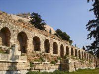 Стены Акрополя