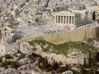 Театр Дионисия и Парфенон