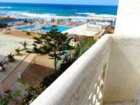 Christiana Beach Hotel 3*, вид из номера отеля