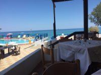 Christiana Beach Hotel 3*, ресторан