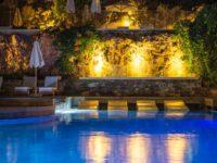 Бассейн отеля Elounda Orama 4