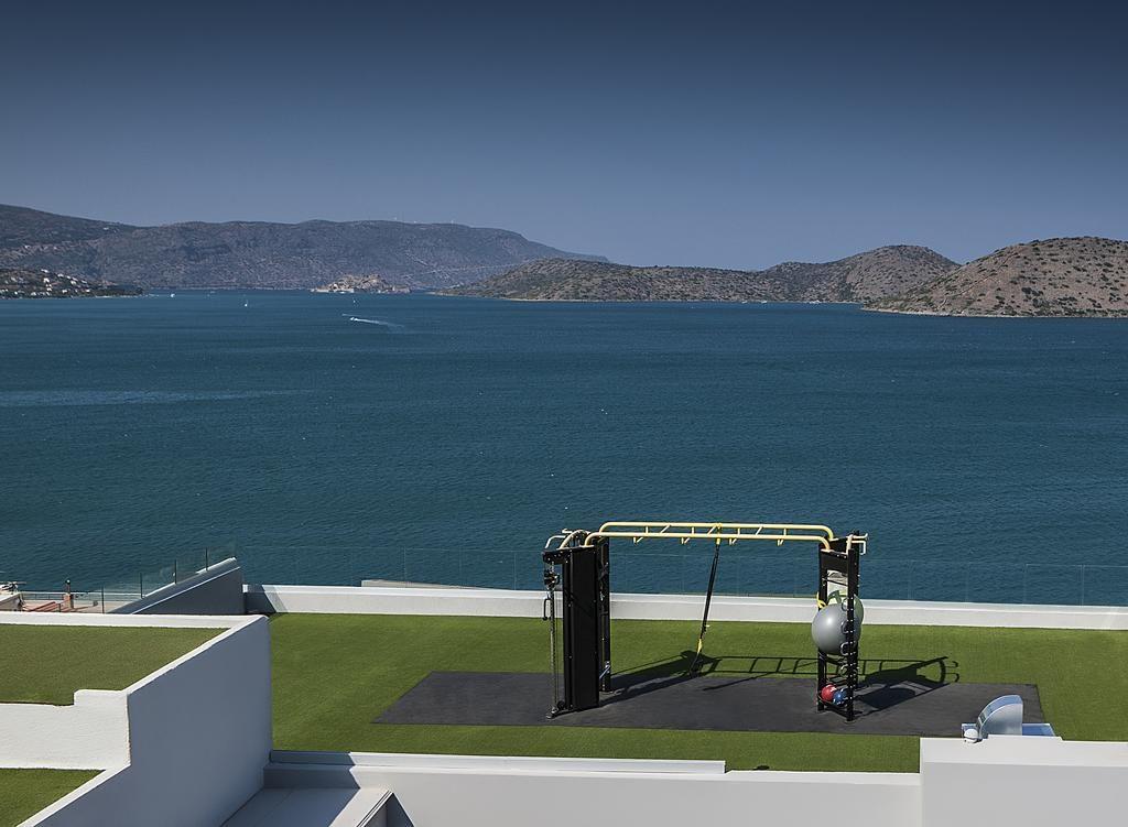 Отель Elounda Orama 4* Крит, тренажерный зал