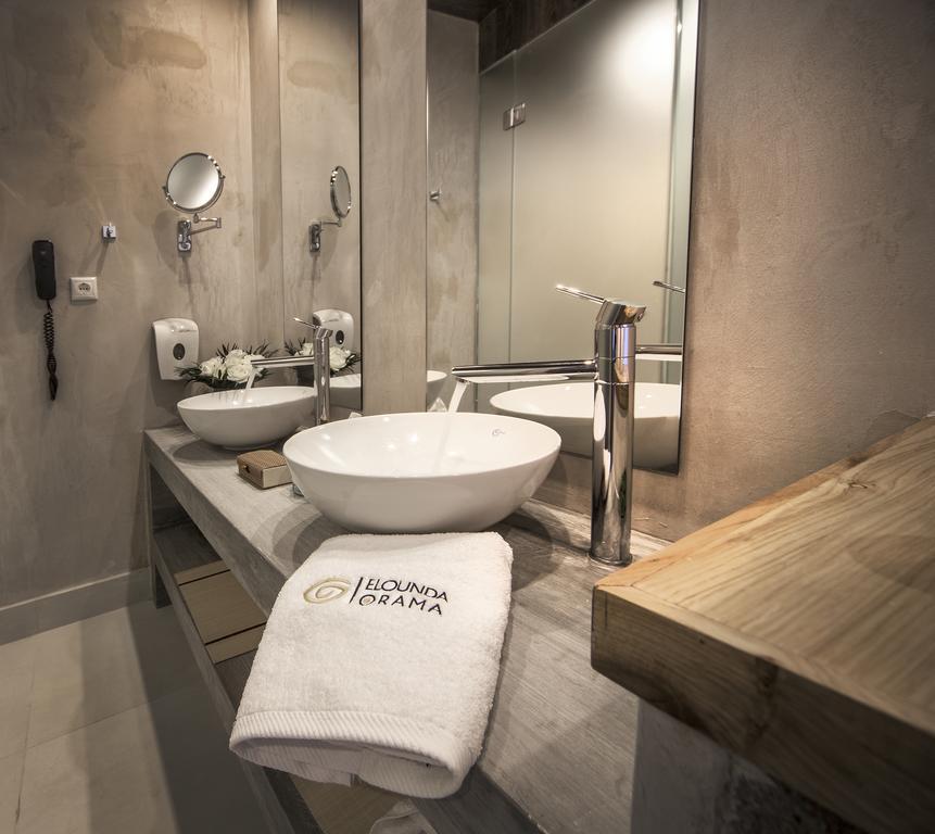 Elounda Orama 4*, ванная в номере