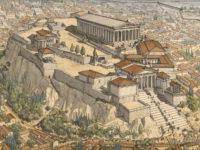 Афинский Акрополь, реконструкция