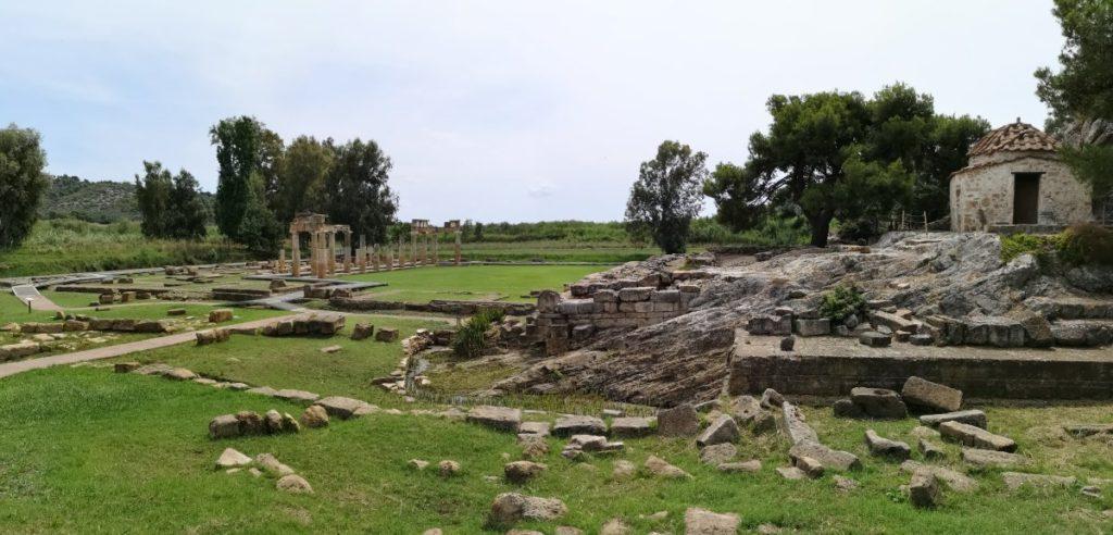 Храм Артемиды в Акрополе
