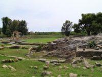 Храм Богини Артемиды, Акрополь