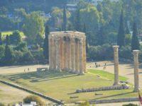 Храм Зевса в Акрополе, Афины