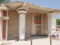 Ираклион, Кносский дворец