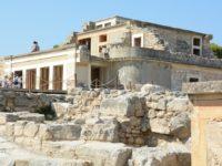 Дворец царя Миноса на Крите