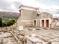 Лабиринт Минотавра, Крит