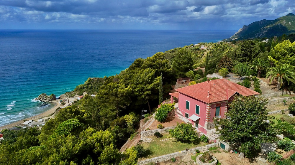 Остров Корфу - курорт на Ионическом море в Греции