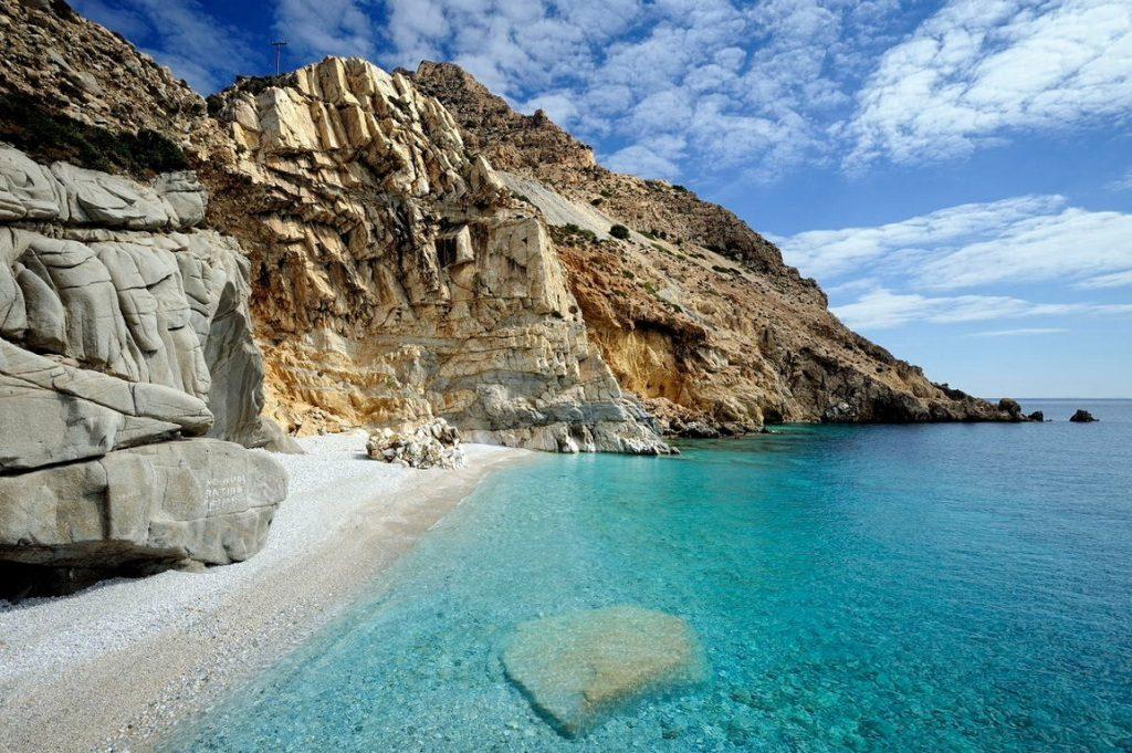 Остров Лесбос, курорт Эгейского моря, Греция