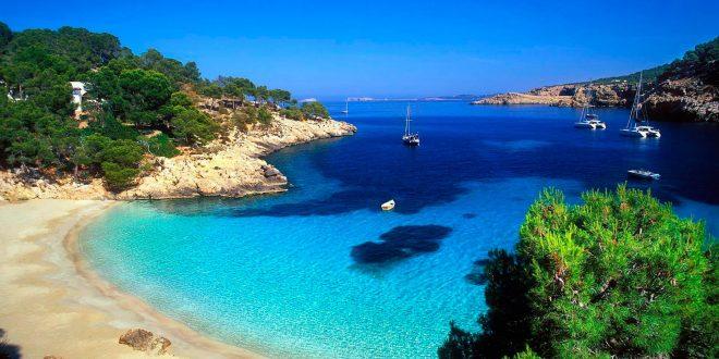 острова в Греции