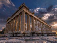 Главный храм афинского Акрополя, Парфенон