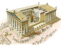 Храм Богини Афины в Акрополе