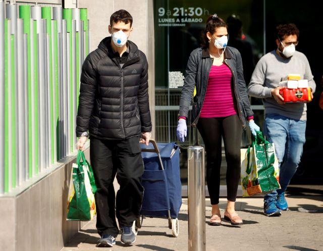 Коронавирус в Греции, пассажиры, прибывшие из Испании