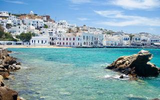 Курорты Греции