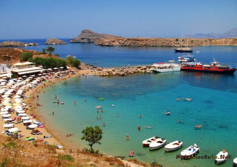 Курорты Греции на Эгейском море